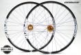 Spank Oozy Trail 295 Laufradsatz mit Hope Pro 4 EVO Naben