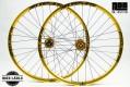 Spank Subrosa 30AL EVO Laufradsatz gold - Special- 26 Zoll