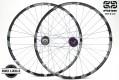 E*thirteen E13 TRS RACE Laufradsatz mit Hope Pro 4 Evo Naben Enduro Freeride