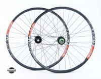 DT Swiss FR 560 Singlespeed Laufradsatz mit Hope Pro 4 Naben