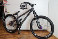 Dartmoor 26 Player Custom Bike mit RS Pike DJ, Hope Pro II EVO Naben, Chromag, Shimano XT