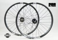 NS Bikes Enigma Laufradsatz mit NOA 120 klicks Singlespeed Naben 26 Zoll