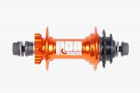 NOA 120 klicks Singlespeed Nabe 32-Loch orange