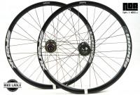 Spank Spoon 28 Laufradsatz mit NOA BL-EVO 01 Naben 24 Zoll