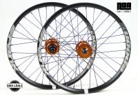 Spank Spoon 28 Laufradsatz mit NOA BL-EVO 01 Naben 20 Zoll