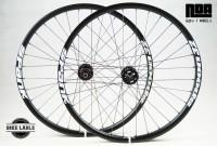 Spank Spoon Laufradsatz mit NOA BL-EVO 03 Naben