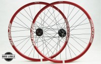 Spank Spike 28 Laufradsatz mit NOA BL-EVO DH Naben