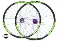 Spank Spike 33 Laufradsatz mit Hope Pro 4 EVO Naben Singlespeed/Trail Dirt-Jump/4X/Pumptrack