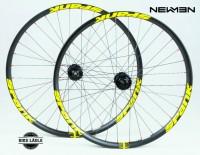 Spank Spike Race 33 Laufradsatz mit Newmen Evolution Naben 26 Zoll/27,5Zoll