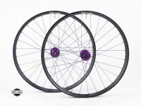 Syntace W40i Laufradsatz mit Hope Pro 4 Evo Naben (alle Grössen/alle Einbaumasse)