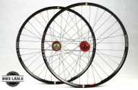 WTB Kom i25 TCS Laufradsatz mit Hope Pro 4 EVO Naben