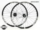 Spank Spike Race 33 Team-Edition Laufradsatz mit Hope Pro 4 EVO Naben 24 Zoll