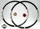 Spank Spoon 32AL EVO Singlespeed Laufradsatz mit Hope Pro 4 EVO Naben