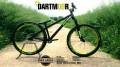 Dartmoor Two6 Player Custom Dirt-Street Bike Spank emerald green