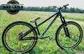 Green Bicycles Scope Custom Dirt/Street/Pumptrack Bike Rock Shox Yari DJ