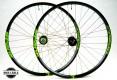 Spank Oozy Trail 345 BB Laufradsatz mit Hope Pro 4 EVO Naben **Auch als Boost erhältlich**