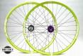 Spank Oozy Trail 395 AL EVO Laufradsatz mit Hope Pro 4 EVO Naben