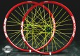 Spank Spike Race 28AL EVO Laufradsatz mit NOA BL-EVO 01 Naben 26 Zoll
